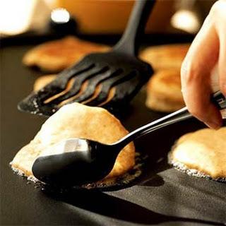 Apple-Walnut Buttermilk Pancakes