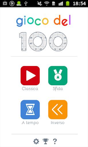Gioco del 100