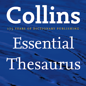 Collins Essential Thesaurus