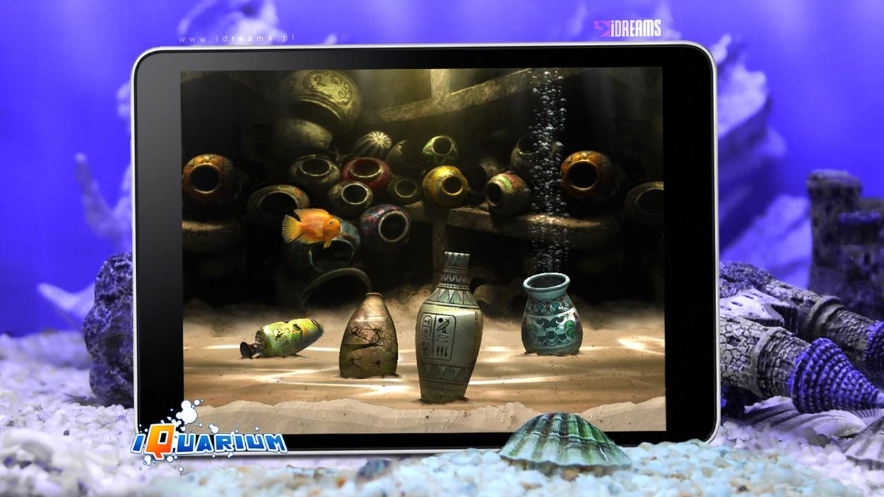 iQuarium - virtual fish- screenshot