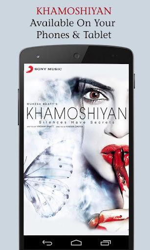 Khamoshiyan Movie Songs