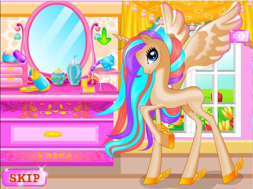 Pony Dress Up Party