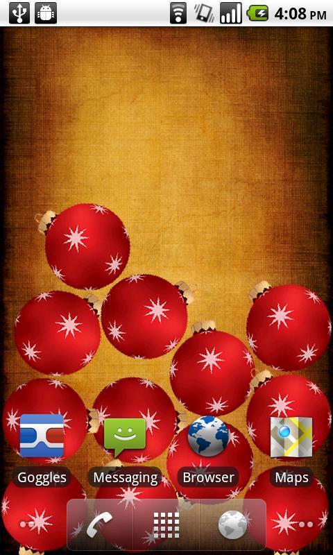 Halloween Free Live Wallpaper- screenshot