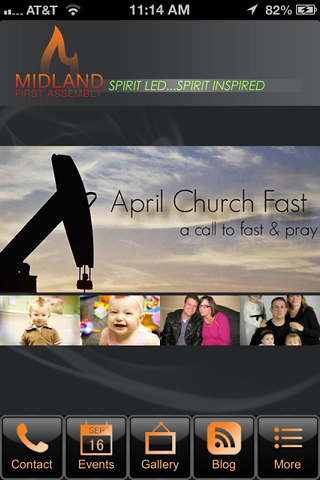Midland First Assembly of God