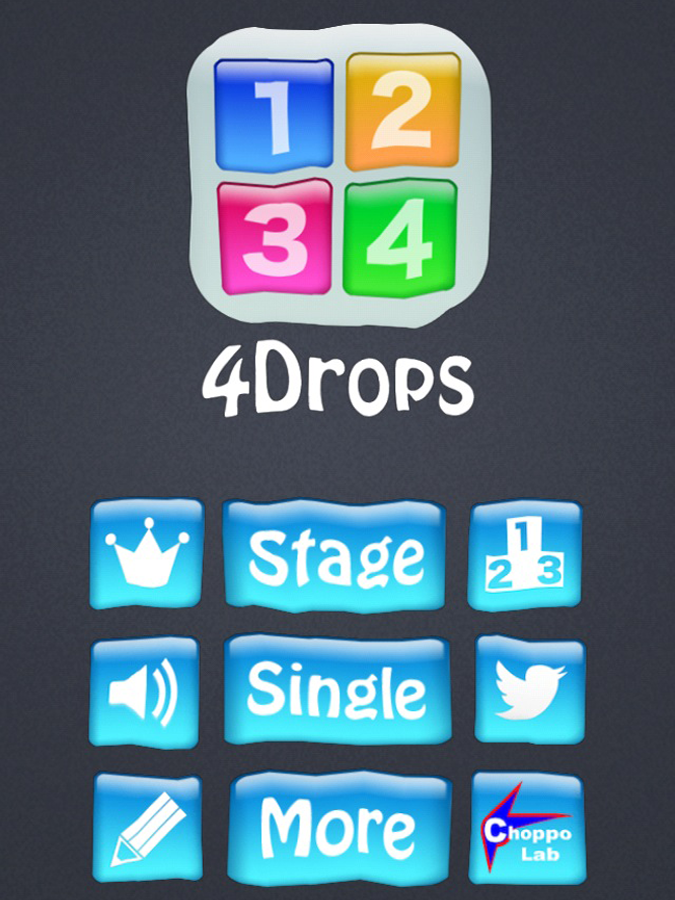4Drops- screenshot