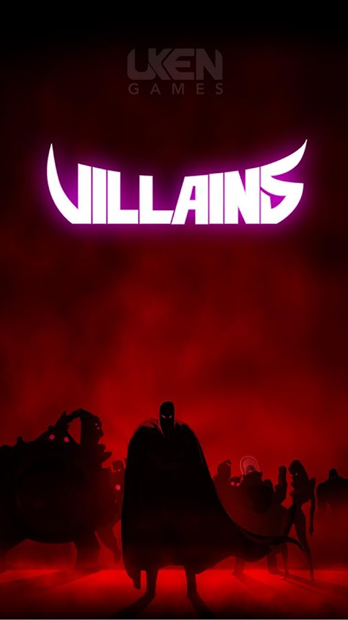 Villains RPG- screenshot