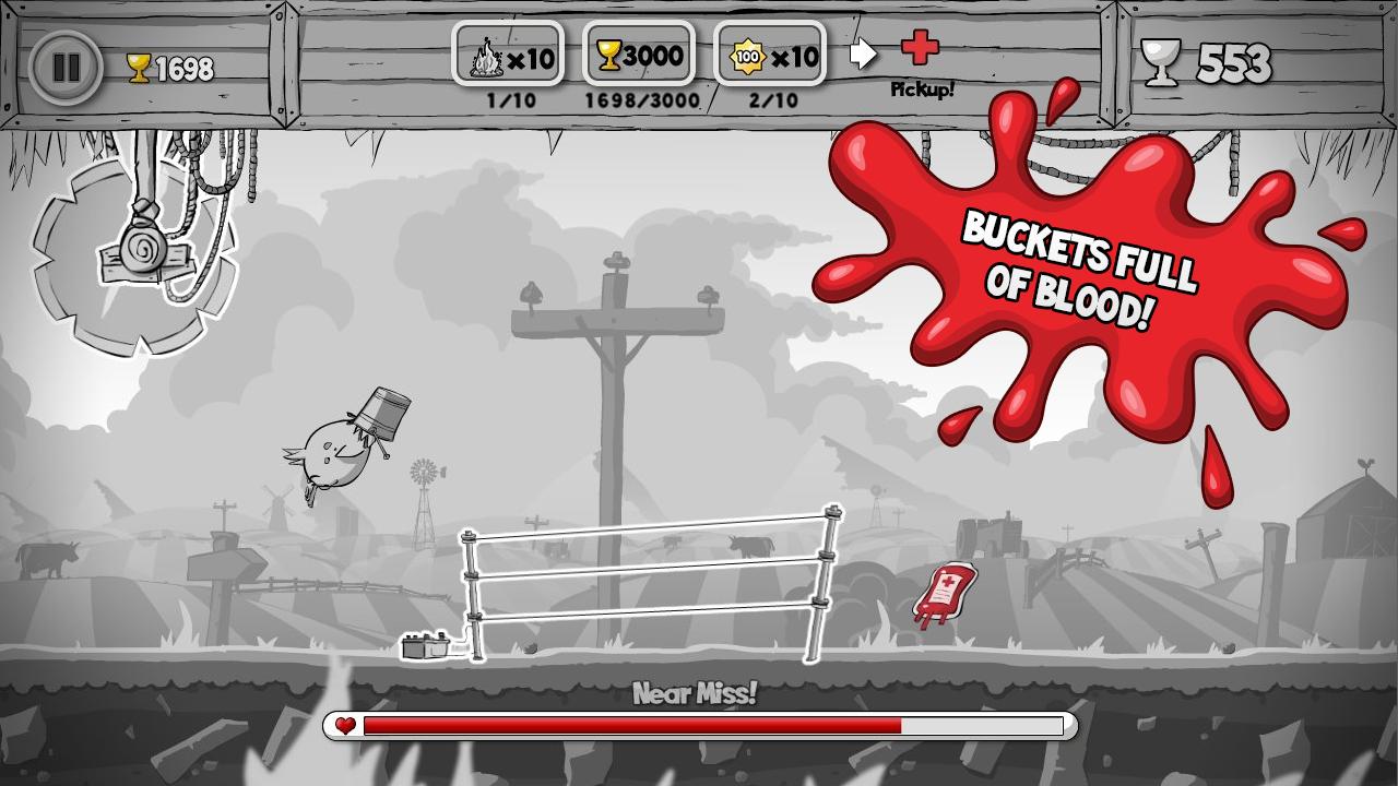 Headless - screenshot