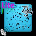 Notes Audio LiveWallpaper LITE logo