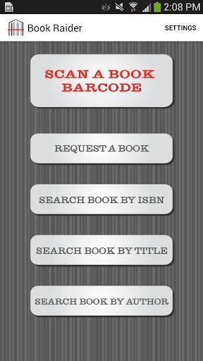 Book Raider