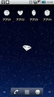 Screenshot of Diamond-Live Wallpaper +