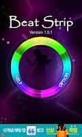 Screenshot of BeatStrip