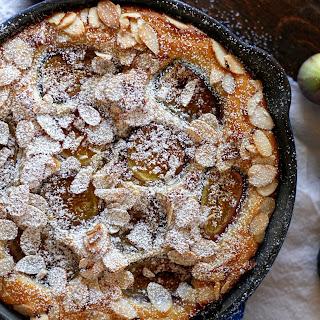 Fresh Fig Breakfast Cake.