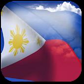 3D Philippines Flag