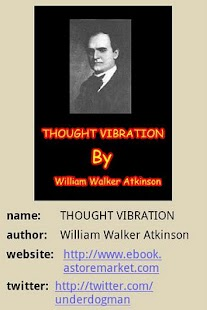 Thought Vibration - screenshot thumbnail