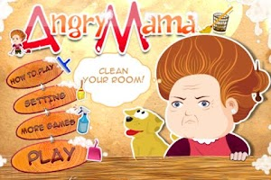 Screenshot of Angry Mama