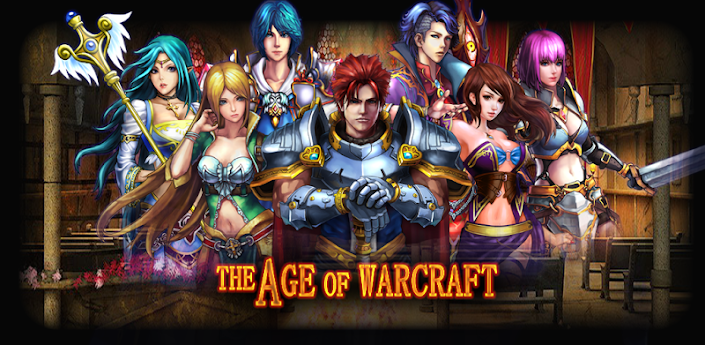 The Age of Warcraft:RPG GAME