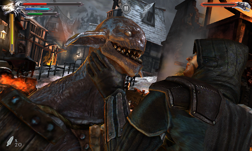 Joe Dever's Lone Wolf - screenshot thumbnail