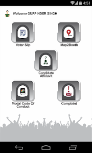 iVote - Official ECI App screenshot 19