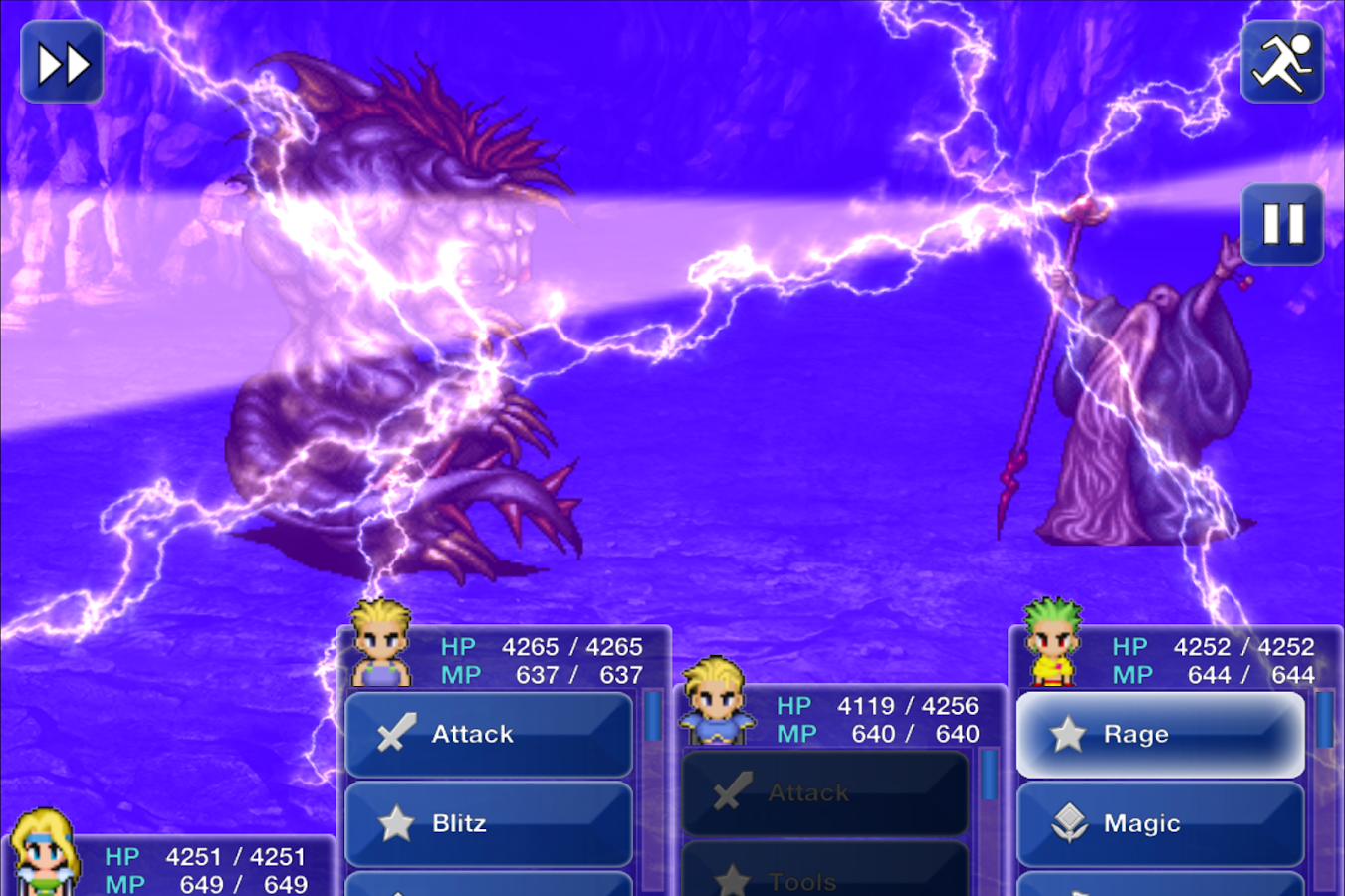 FINAL FANTASY VI- screenshot