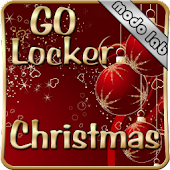 Christmas GO Locker theme