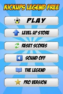 Kickups Legend Free - Tapups - screenshot thumbnail