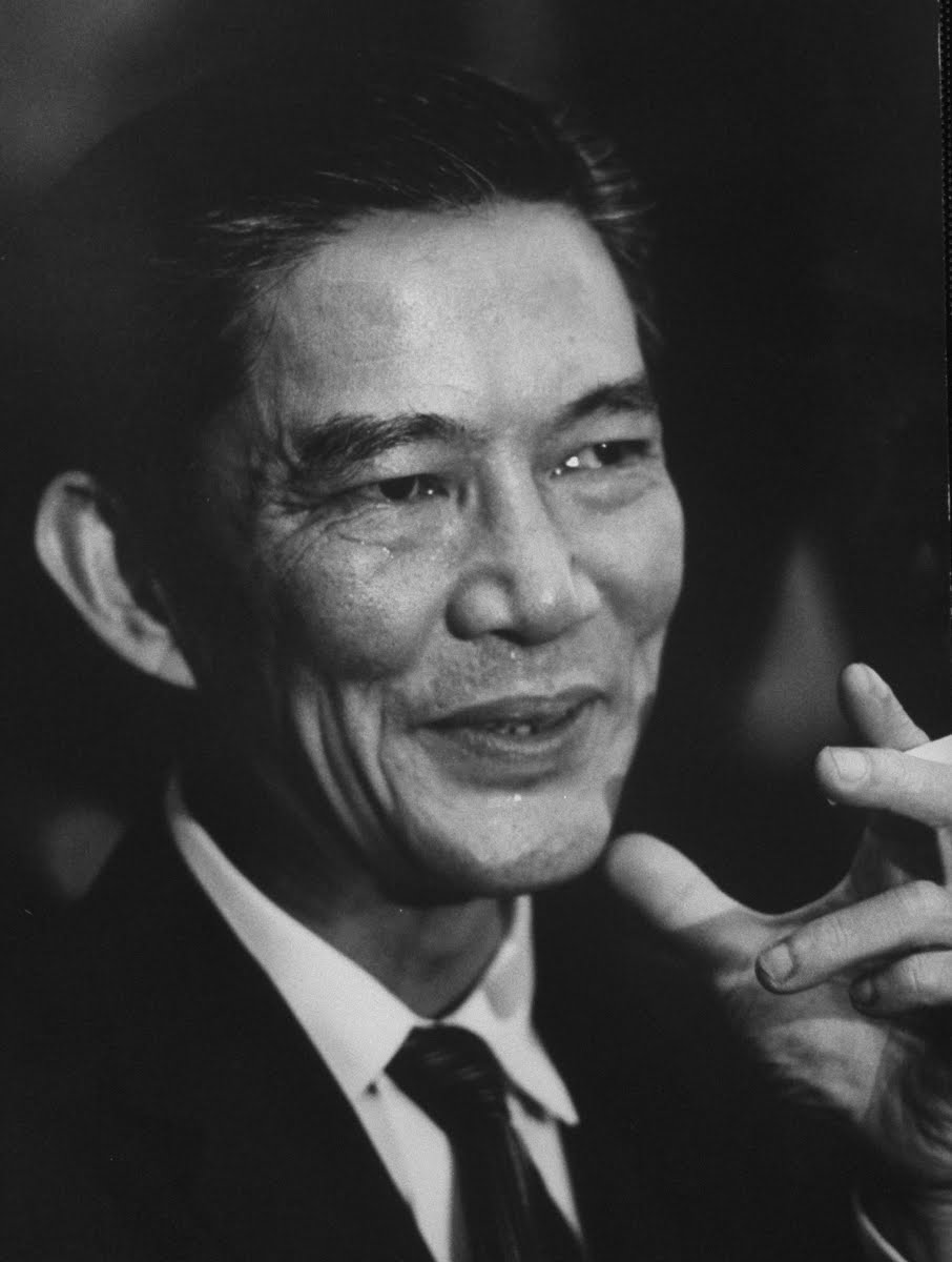 what is the difference in leadership between ho chi minh and ngo dinh diem in vietnam