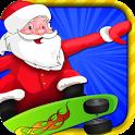 Santa Run - Christmas icon