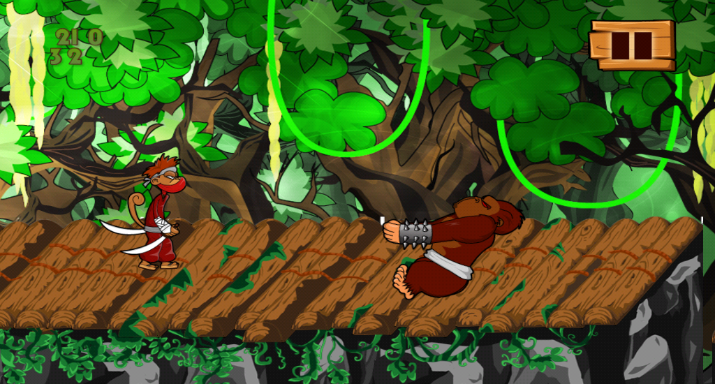 Evil Monkey Empire - screenshot