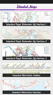 Istanbul Maps- screenshot thumbnail