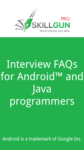 Interview FAQs for Android™