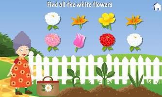 Screenshot of Grandma's Garden