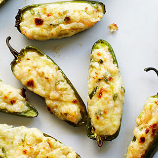Shrimp Jalapeño Poppers