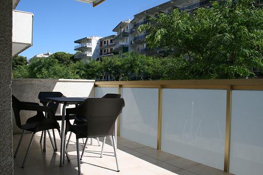 Terraza - Apartamentos Ibersol Arquus