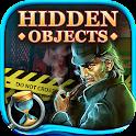 Hidden Object Murder Detective icon