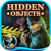 Hidden Objects - Detective