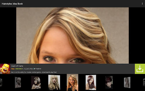 Hairstyles Idea Book- screenshot thumbnail