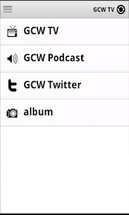 GCW Pro- screenshot thumbnail