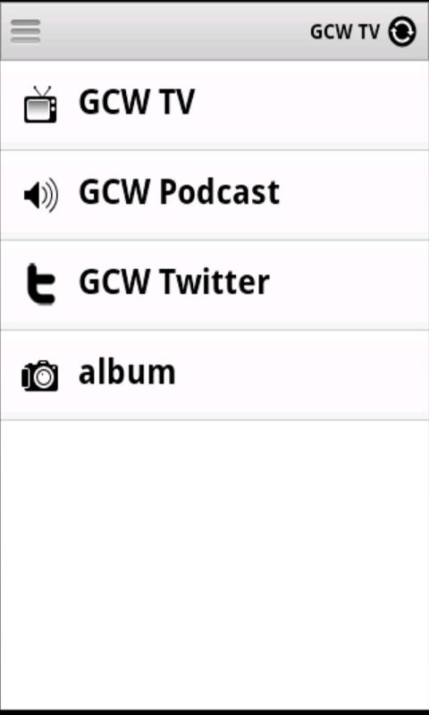 GCW Pro- screenshot