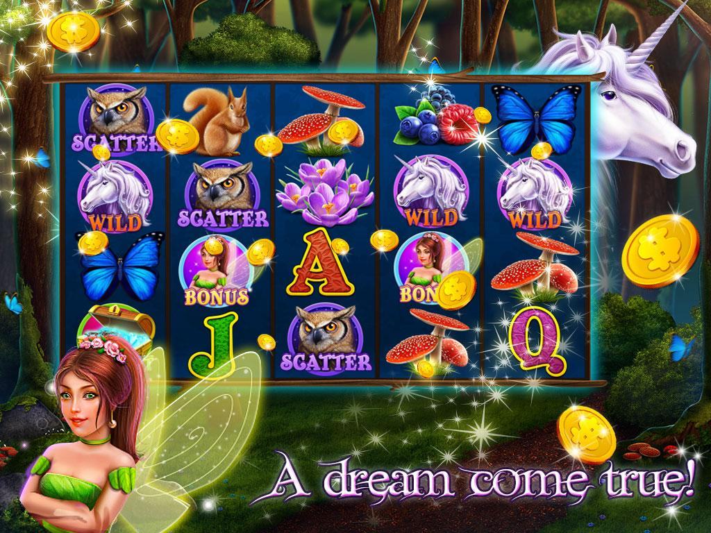 Lucky Unicorn Slots - Free to Play Demo Version
