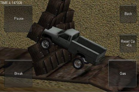 3D Stunt Car Race- screenshot thumbnail