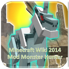 MODS HUNTER FOR MINECRAFT WIKI icon