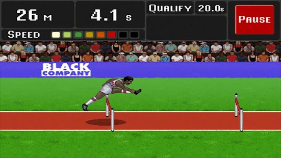 Daley Thompson's Decathlon- screenshot thumbnail