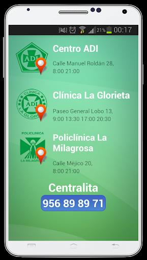 Clu00ednicas ADI 1.95 screenshots 2
