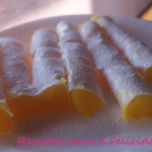 Amarante Rockets or Almond Rolls