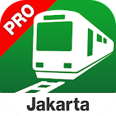 NAVITIME Transit - Jakarta Pro