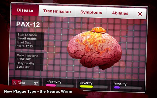Plague Inc mod apk download 1.5.0.3 full Version cracked Unlock all