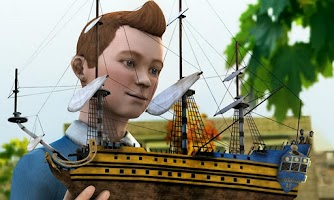 Screenshot of The Adventures of Tintin
