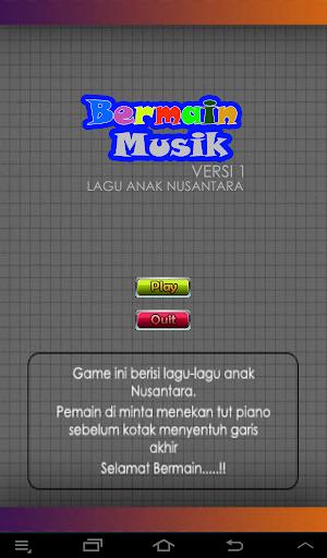 Game: Lagu Anak Nusantara 1