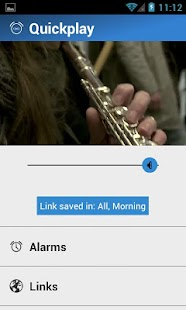 LinkAlarm - Alarm Clock - screenshot thumbnail