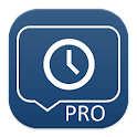 Talking Clock PRO icon